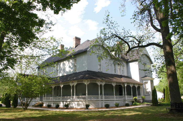 Mansion tour attraction, Historic house museum in Middle Tennessee