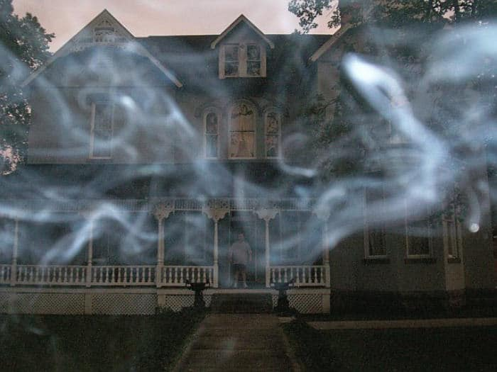 Haunted mansion in McMinnville, TN? Paranormal at its friendliest