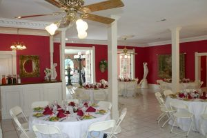 Victorian Carriage House banquet hall, special events venue in McMinnville, TN