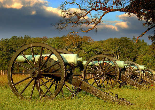 Civil war history in Middle Tennessee, things to do around McMinnville