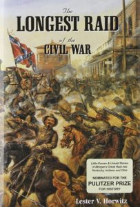 General John Hunt Morgan's Longest Raid of the Civil War book