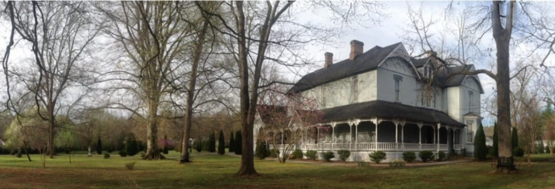 Falcon Rest Mansion & Gardens, historic tour attraction in Middle Tennessee