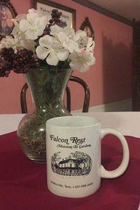 Falcon Rest Mansion souvenir coffee mug