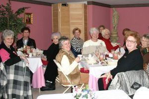 Special events venue, Victorian Tea Room, in McMinnville, TN