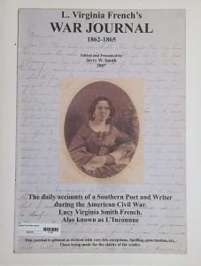 Lucy Virginia French War Journal