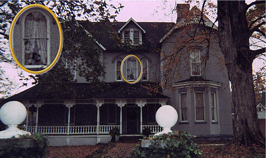Ghost sighting? at Tennessee mansion