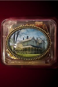 Music box in Victorian Gift Shop