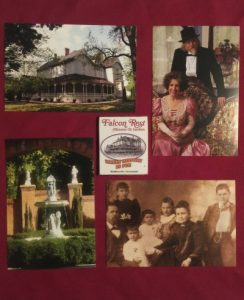 Falcon Rest, McMinnville, TN postcards